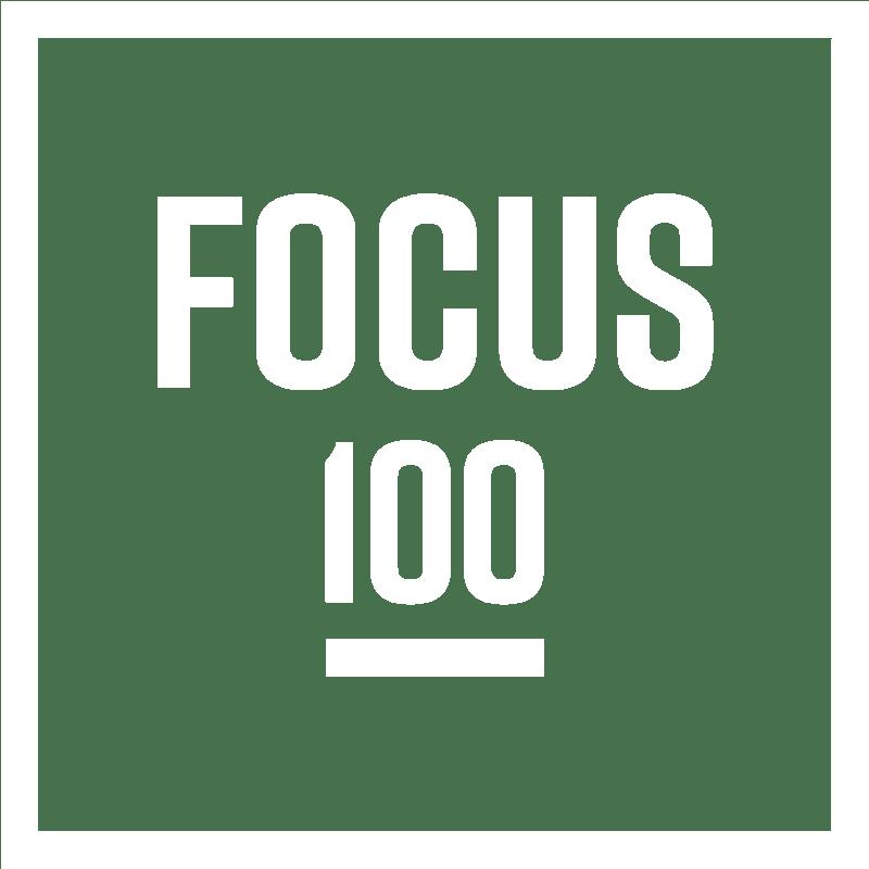 Logo Focus 100